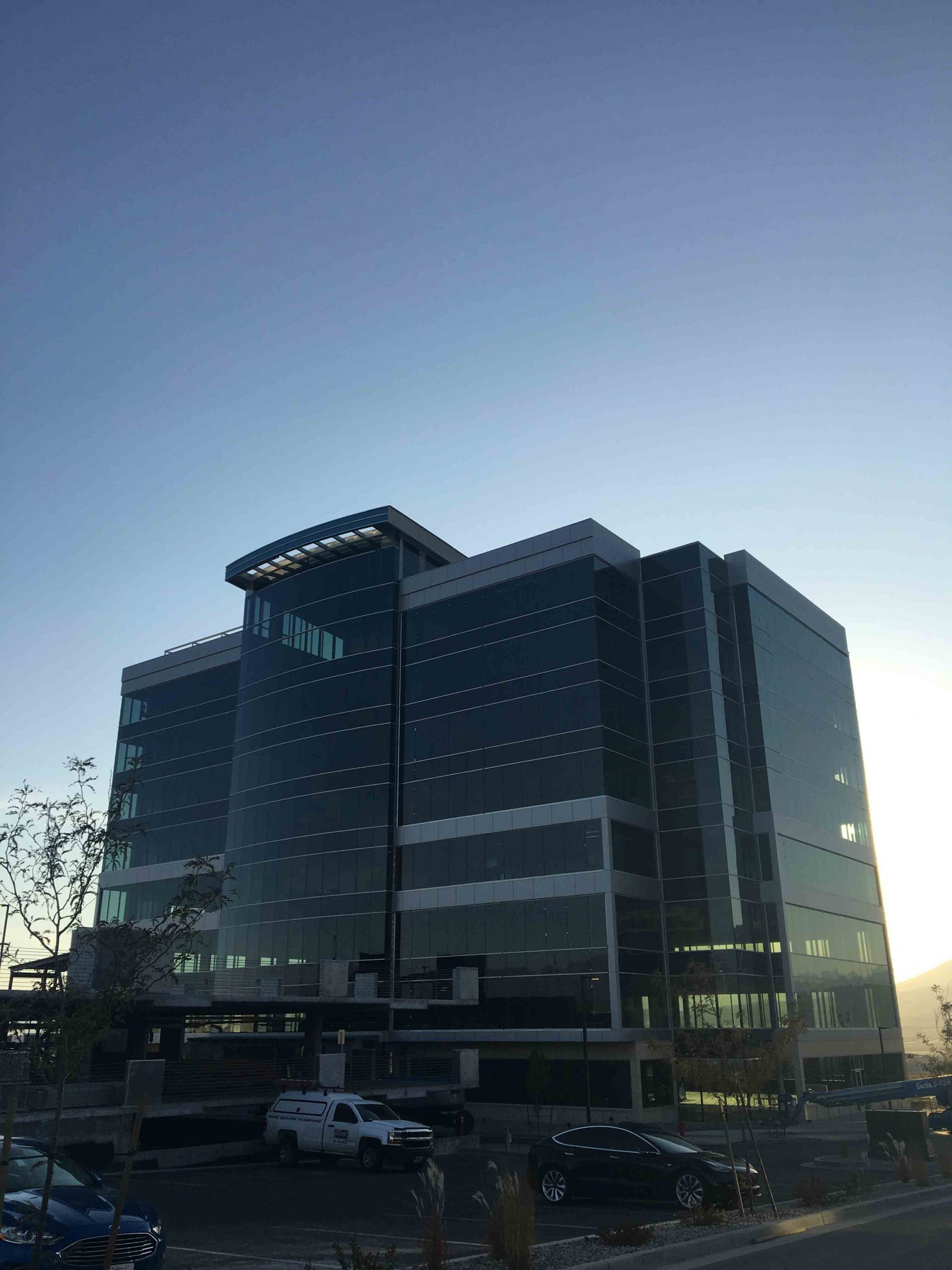 Class A commercial Building