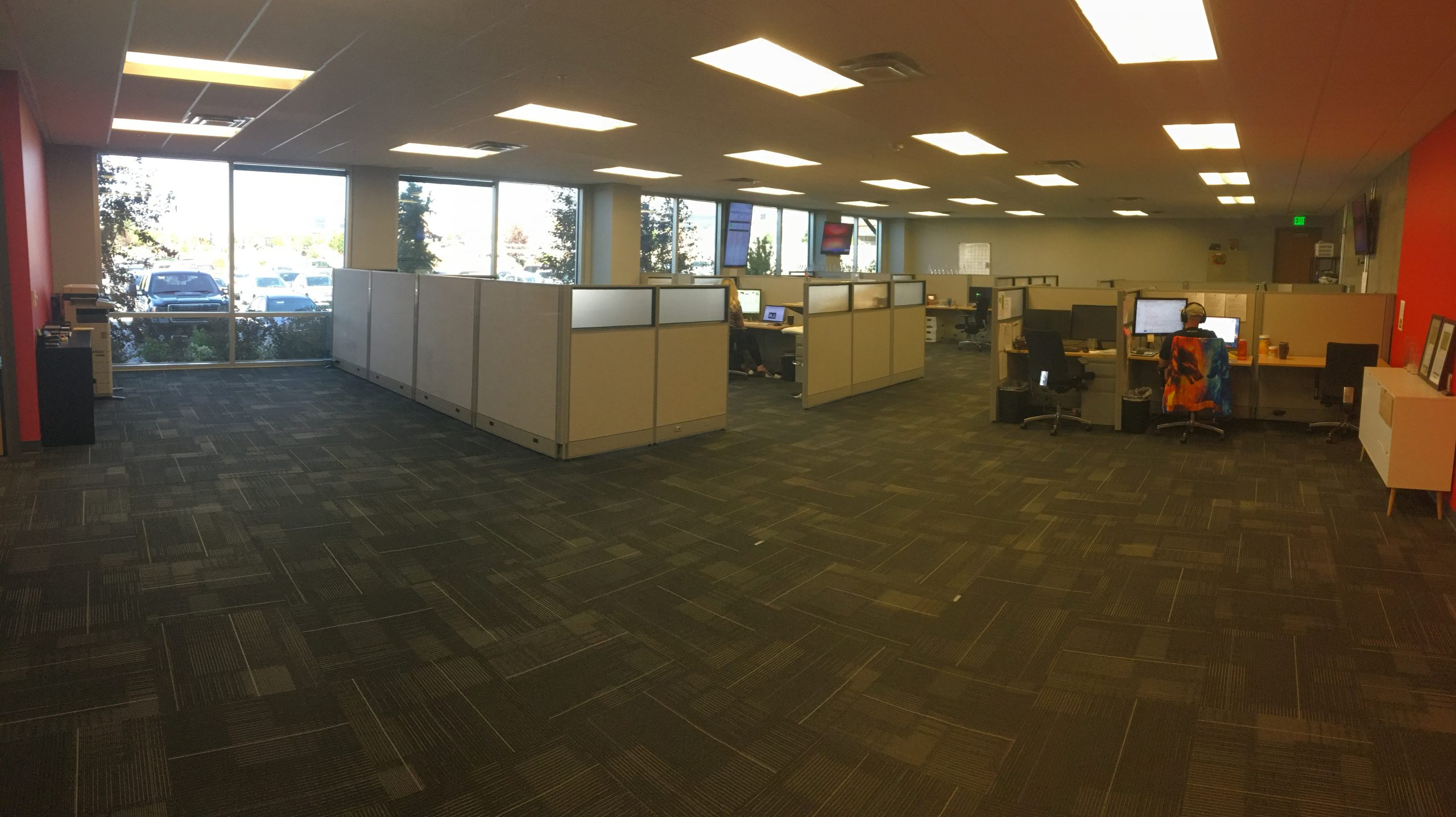Commercial Sublease Space