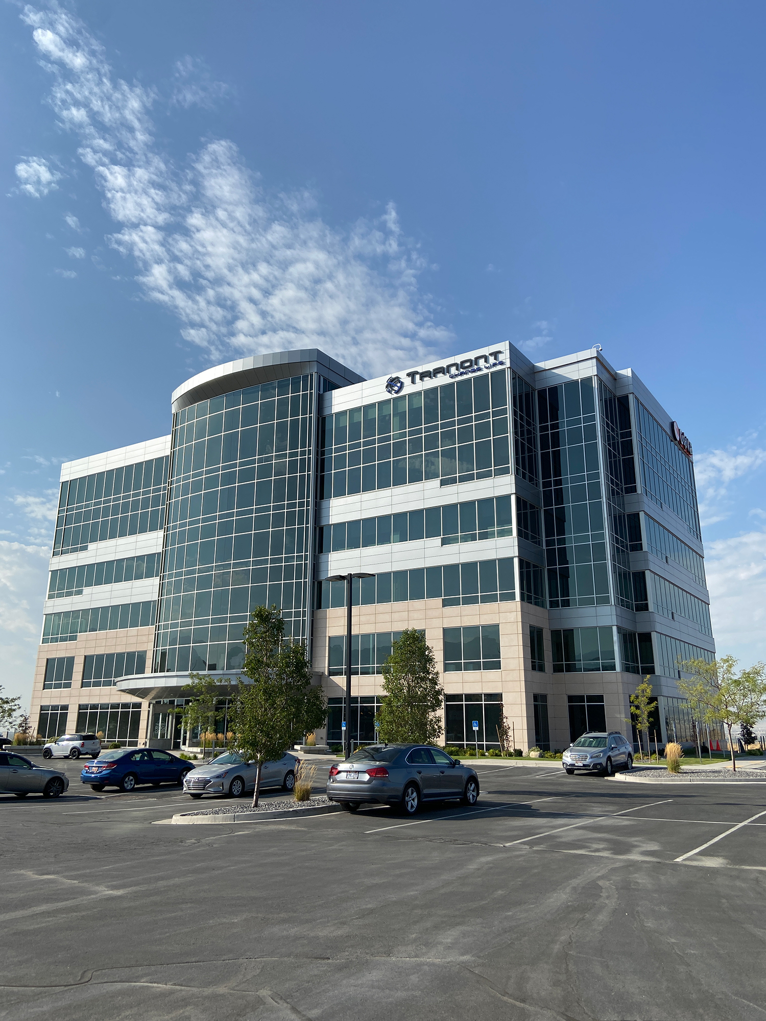 Class A office space Utah County